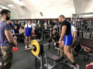 Кубок Одесской области по жиму лежа Powergym спортзал одесса 30 сентября